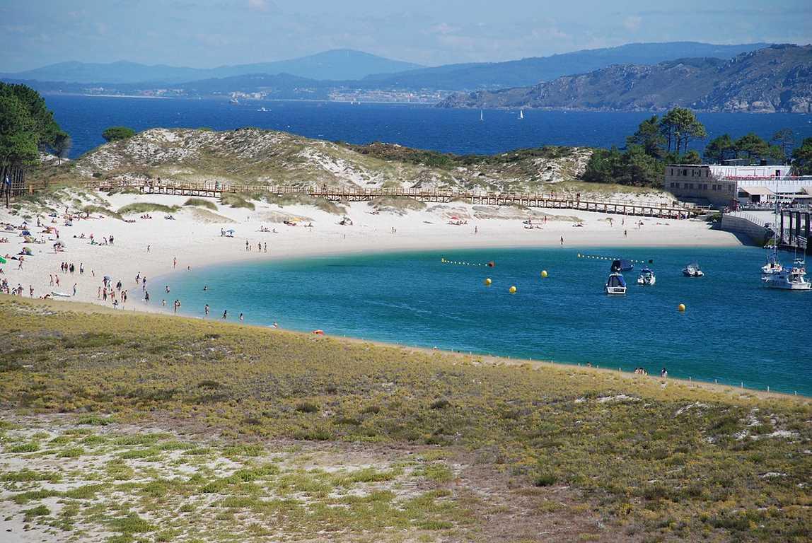 Playa de Islas Cíes, Vigo. - panoramio.jpg