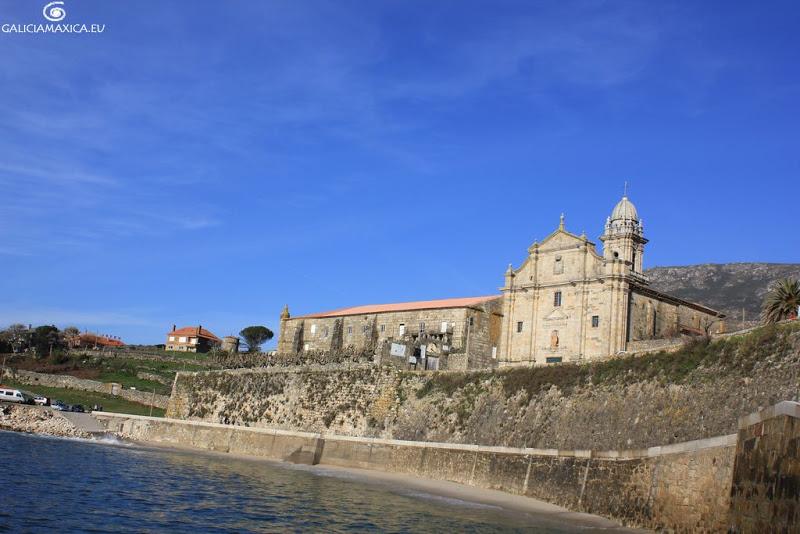 Monasterio de Santa María de Oia