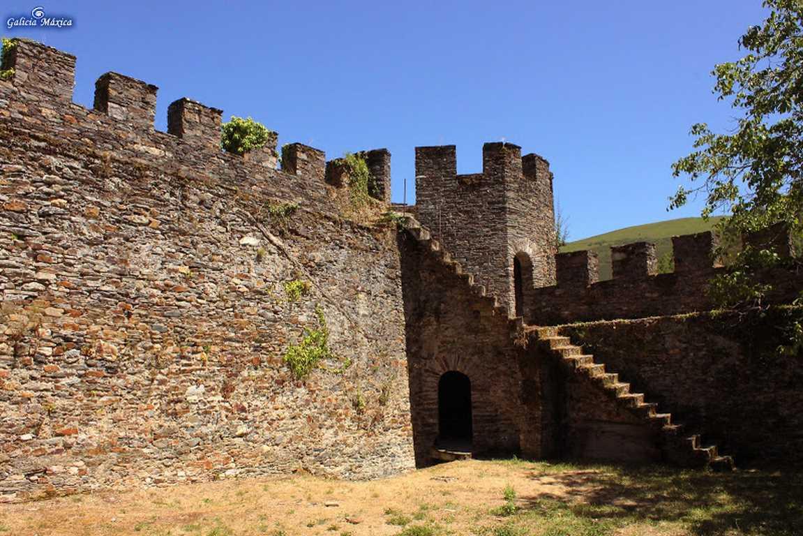 Castillo de Doiras