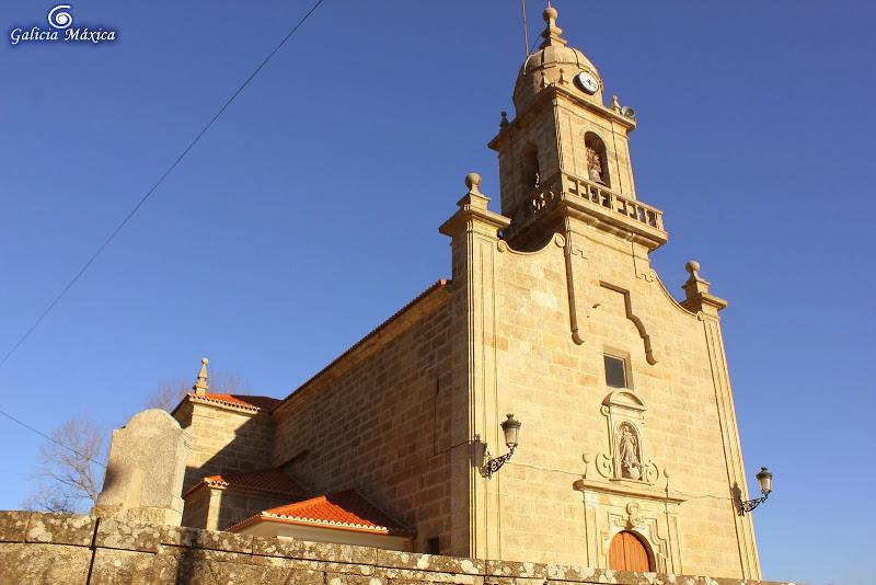 Iglesia de Arbo