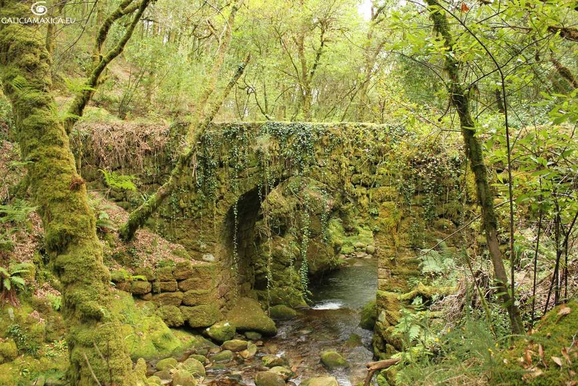 Puente de San Xoán de Mosteiro