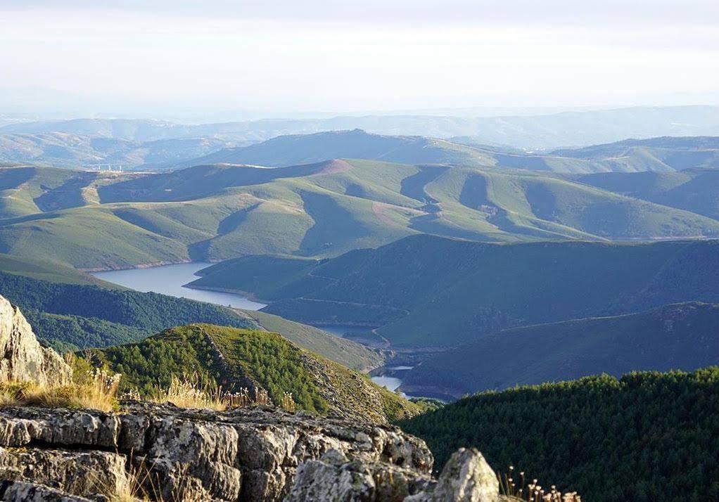 Parque Natural do Invernadeiro en Ourense