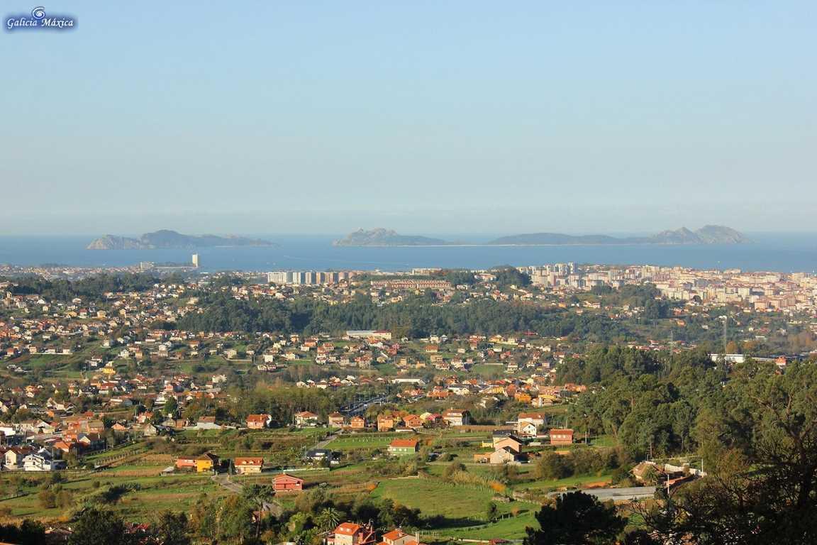 Vigo desde Bembrive