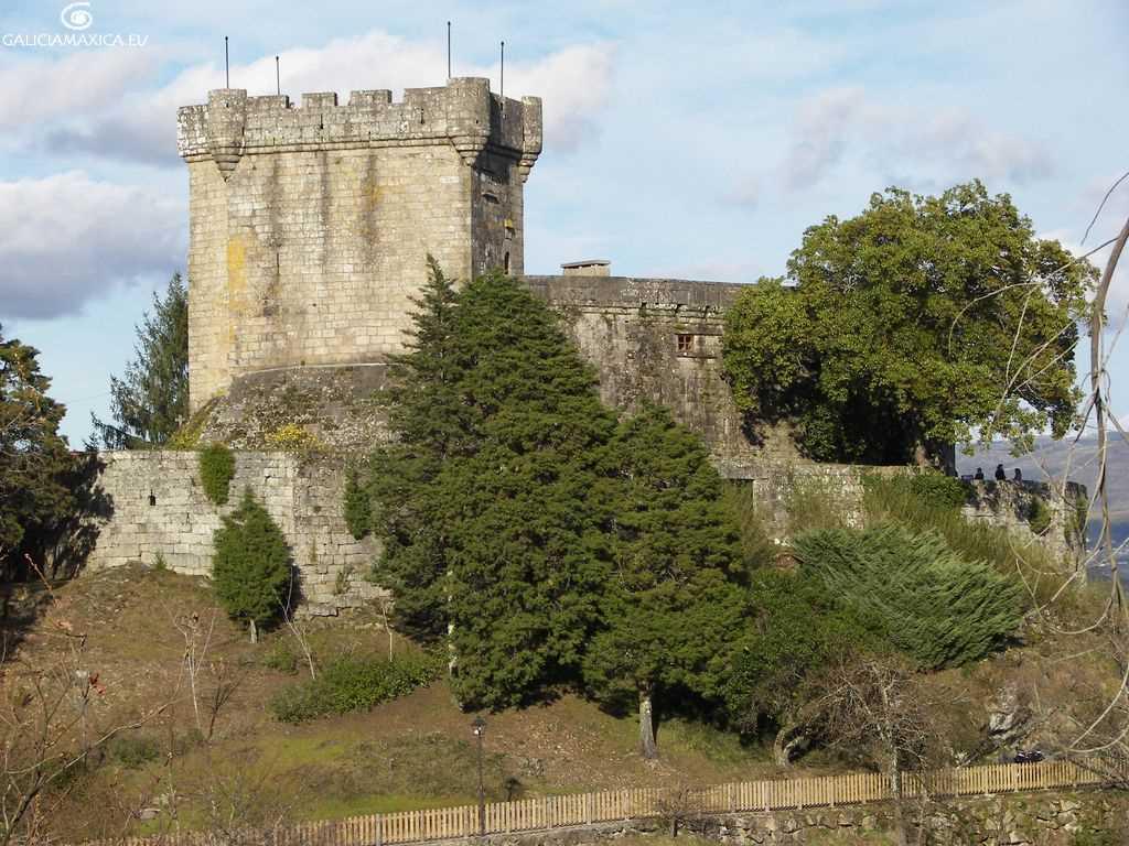 Castillo de Sobroso