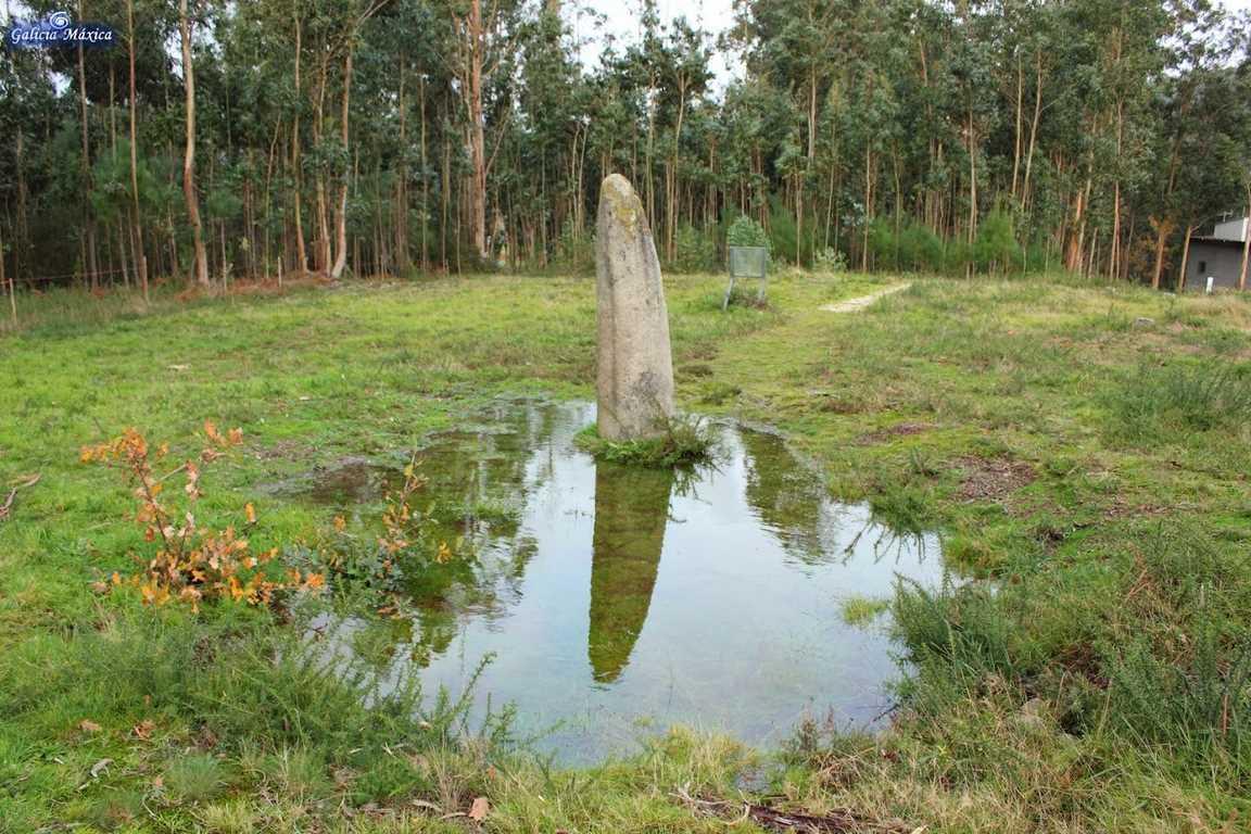 Menhir de Gargantáns