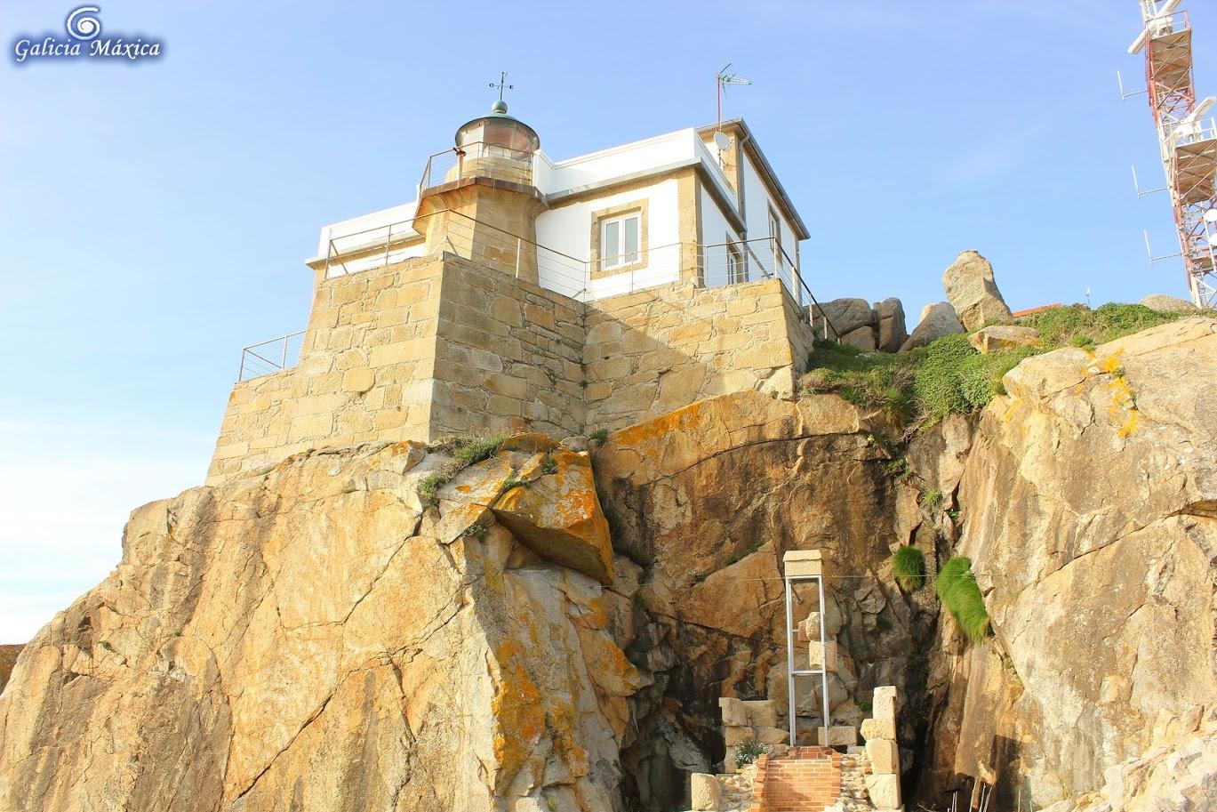 Faro Cabo Prioriño