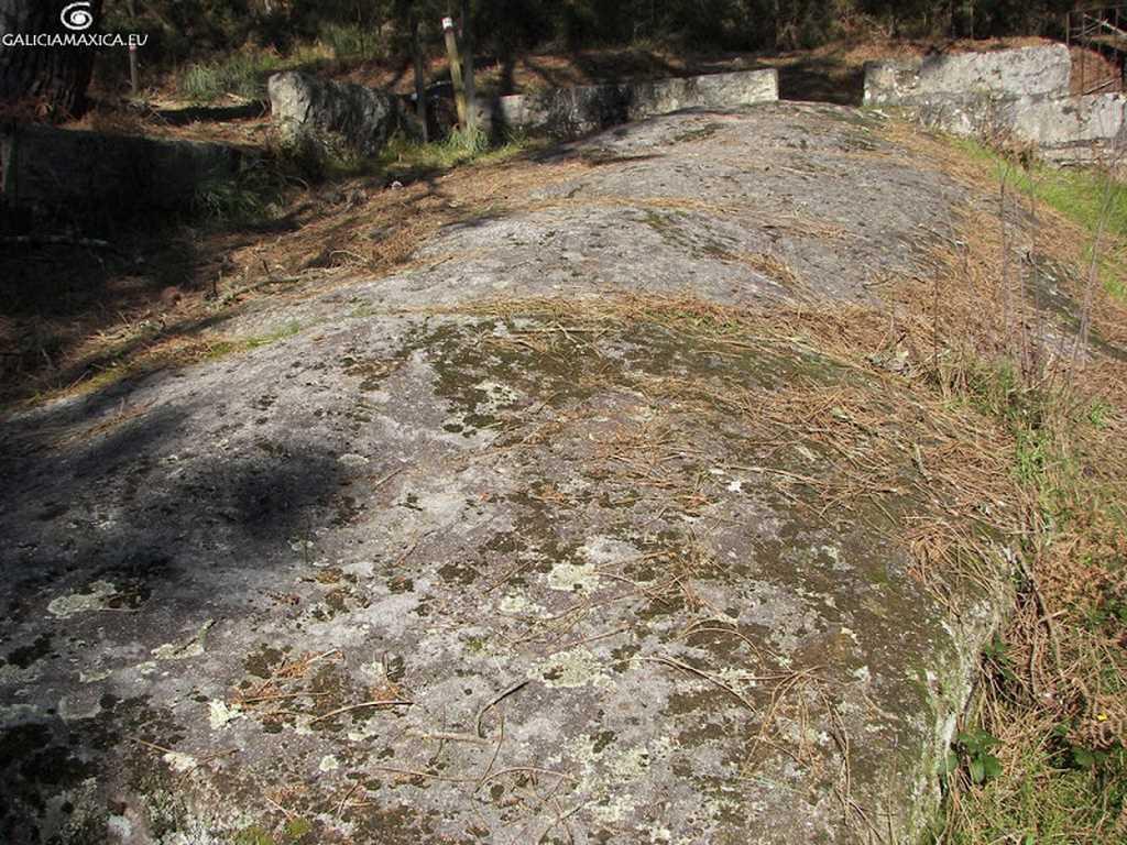 Pedra Moura en Fragoselo