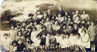 Escuela de Fonsagrada 1928