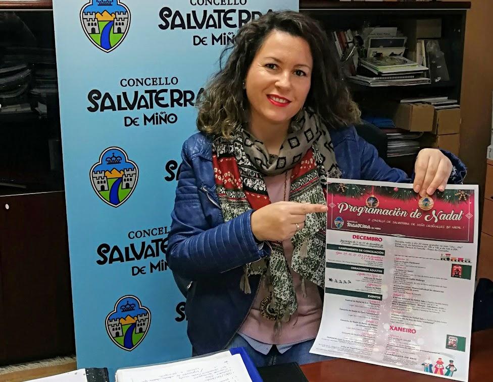 Marta Valcárcel Gómez - Teniente de alcalde de Salvaterra de Miño