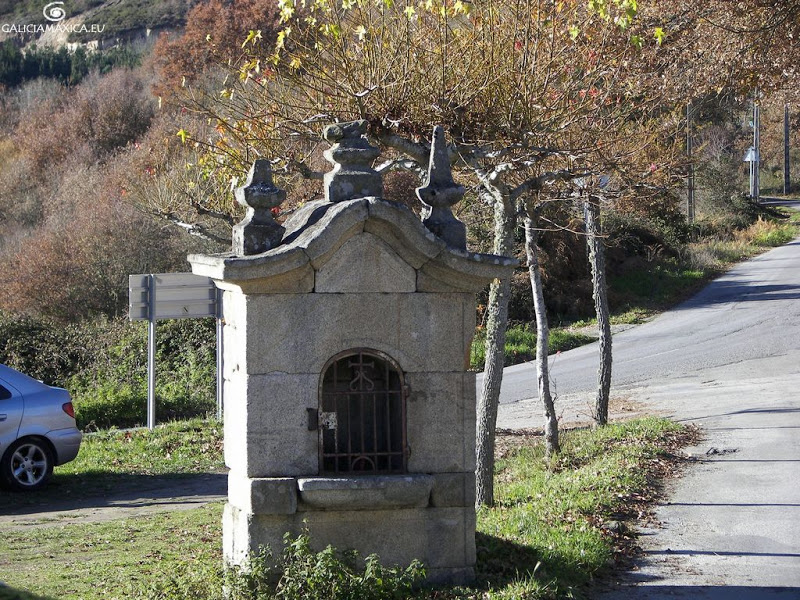 Capilla Via Crucis