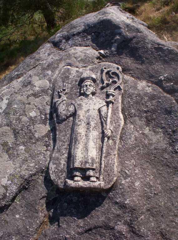 Imagen de San Cibrán de Covas