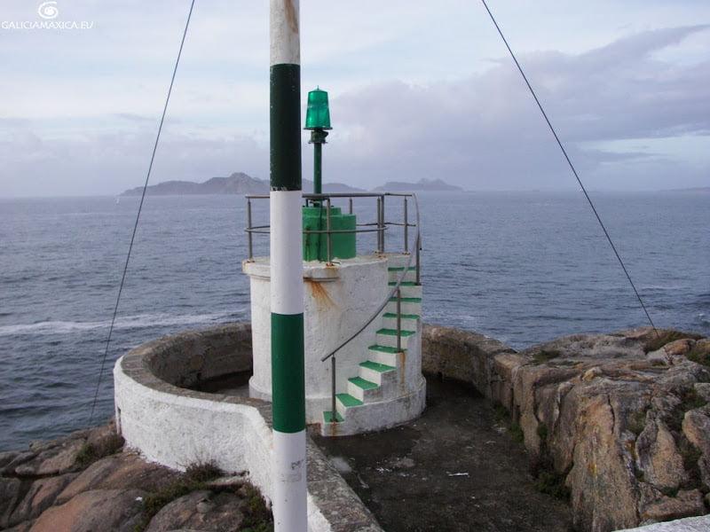 Faro de Punta Lameda