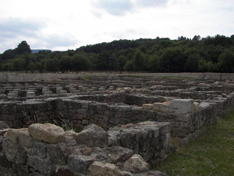 Granero romano