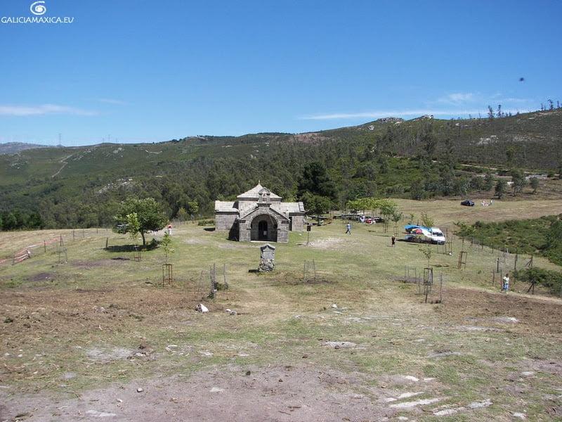 Ermita da Virxe da Guía de Maceira