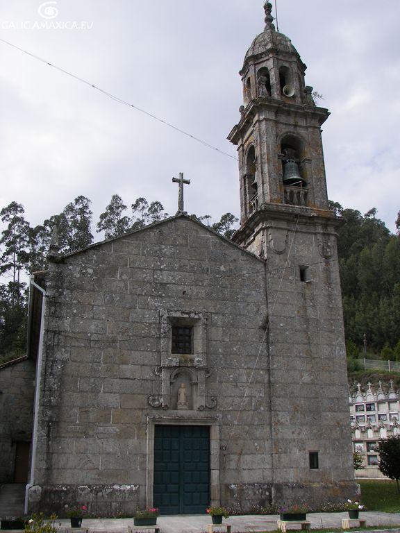 Iglesia de San Fins de Estacas
