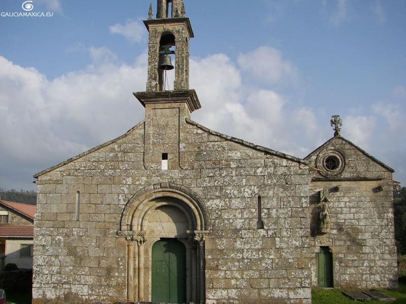 Iglesia de San Pedro de Ansemil