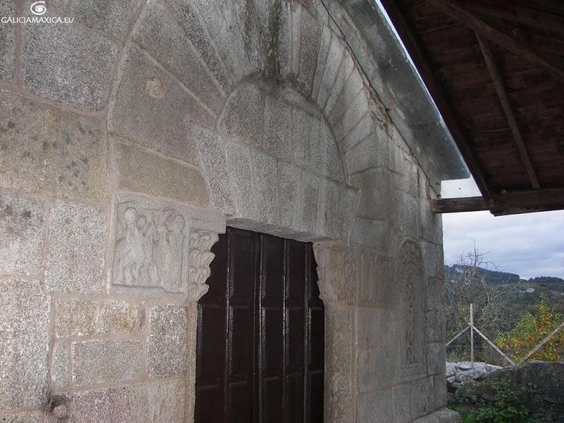 Puerta visigótica de San Xes de Francelos