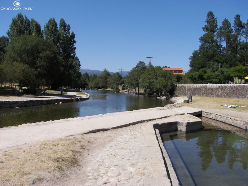 Baños del río Caldo
