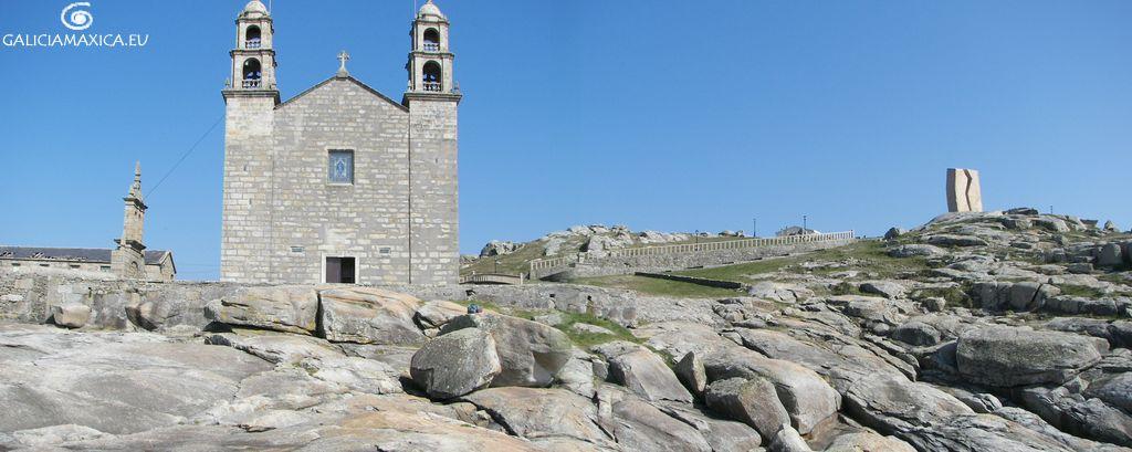 Santuario de A Virxe da Barca
