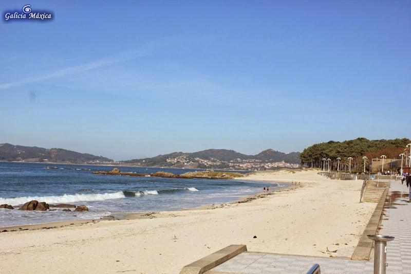 Playa de Argazada