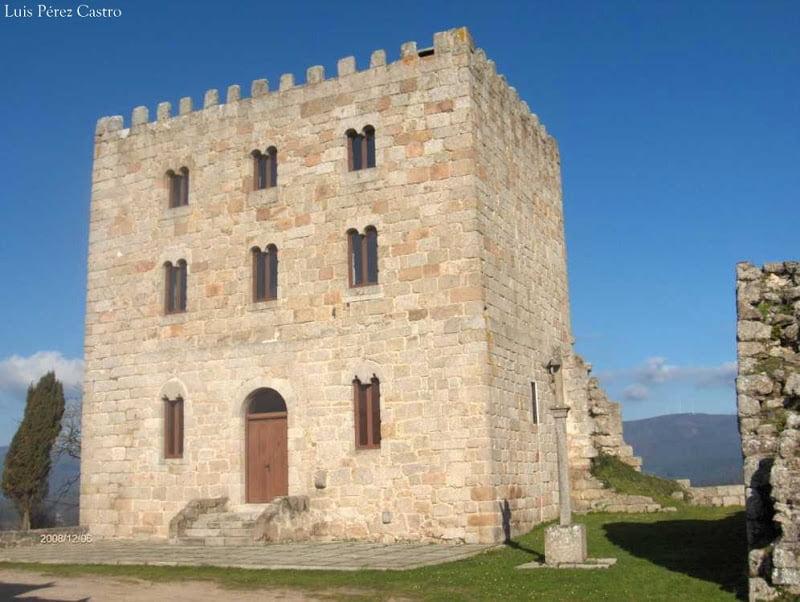 Castillo de Castro de Ouro