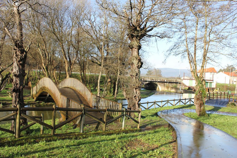 Área recreativa de Ponte Valga