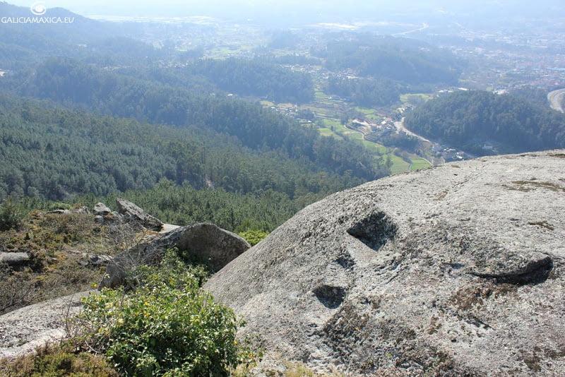 Rebajes en las rocas