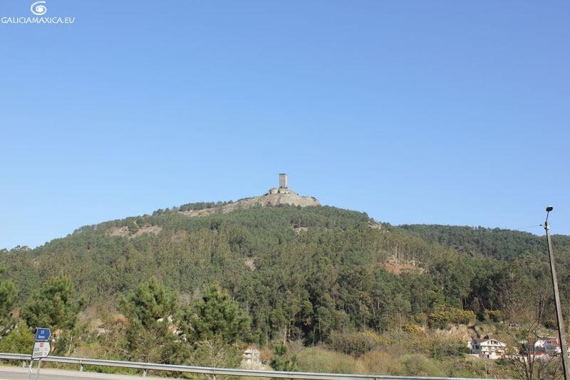 Reconstrucción del castillo de Cans
