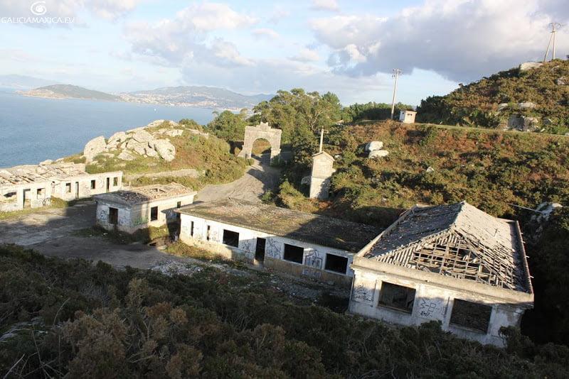 Cuartel militar de Silleiro