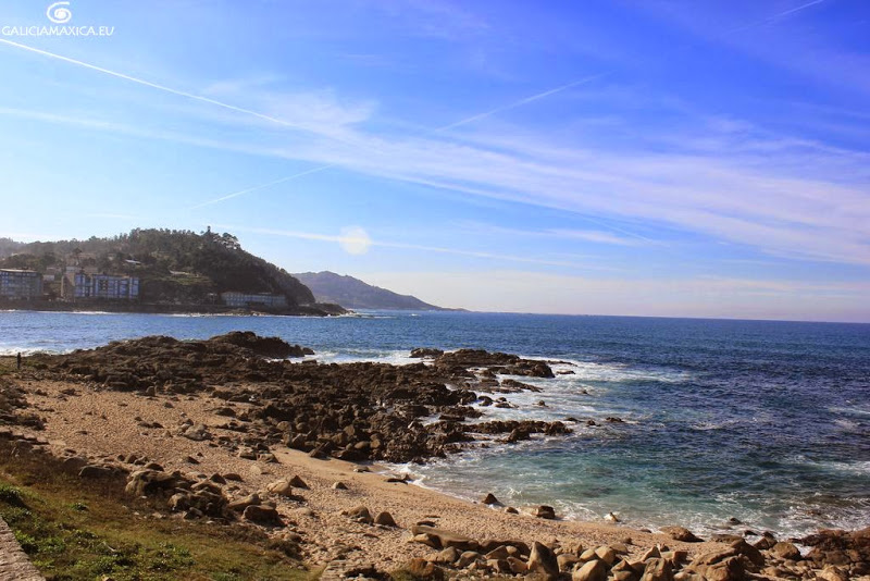Playa de Os Frades