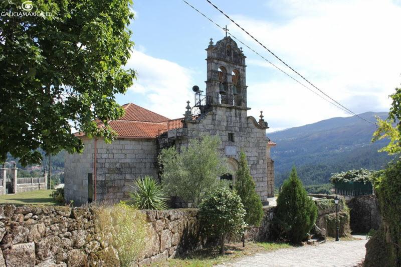 Iglesia de Albeos