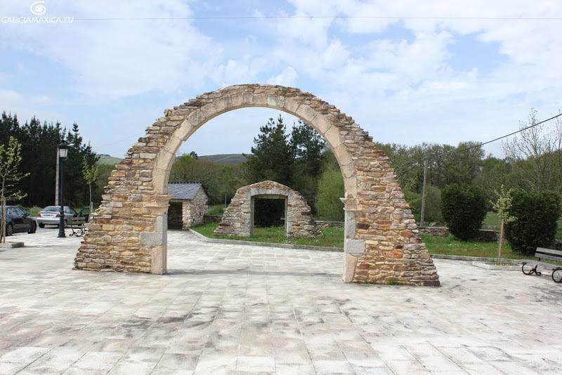 Iglesia de Cabreiros