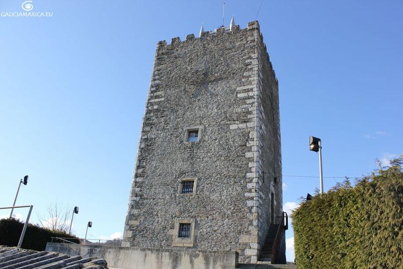 Castillo de Viana do Bolo