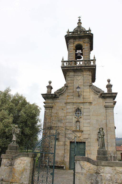 Iglesia e Burgueira