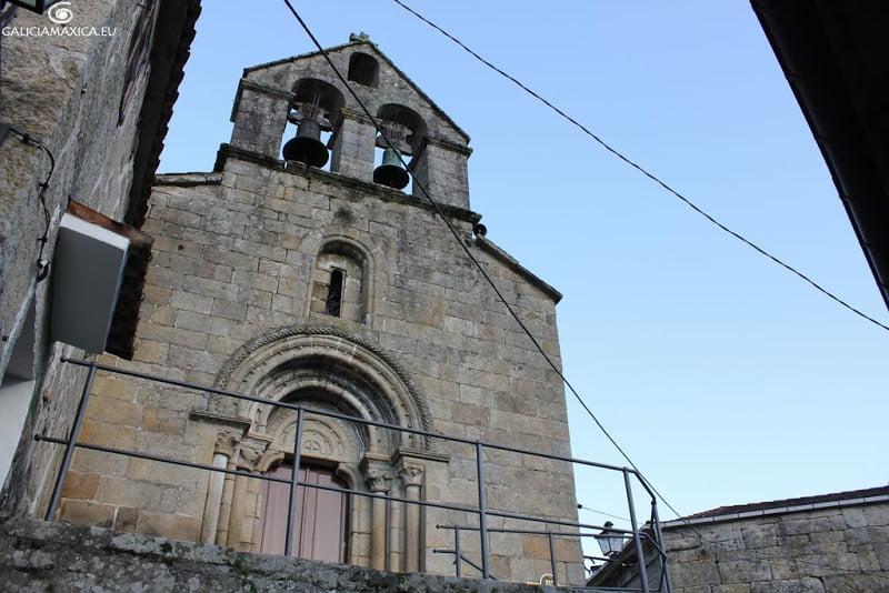 Iglesia de Pazos de Arenteiro