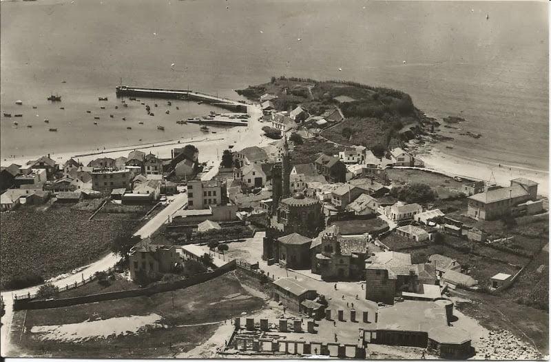 Foto antigua Panxón