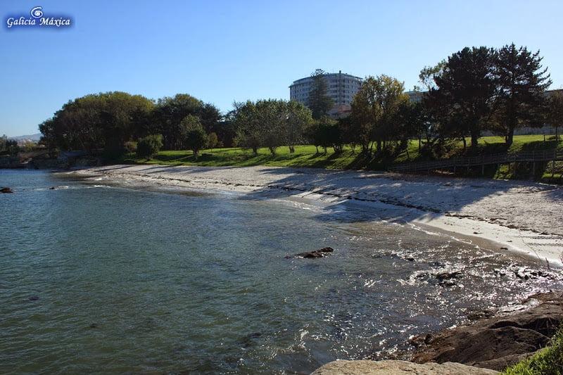 Playa de Alcabre