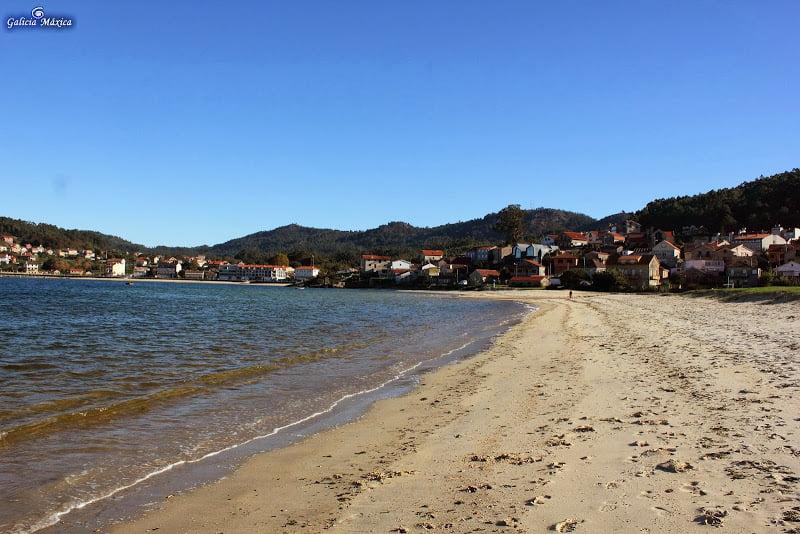 Playa de Vilariño