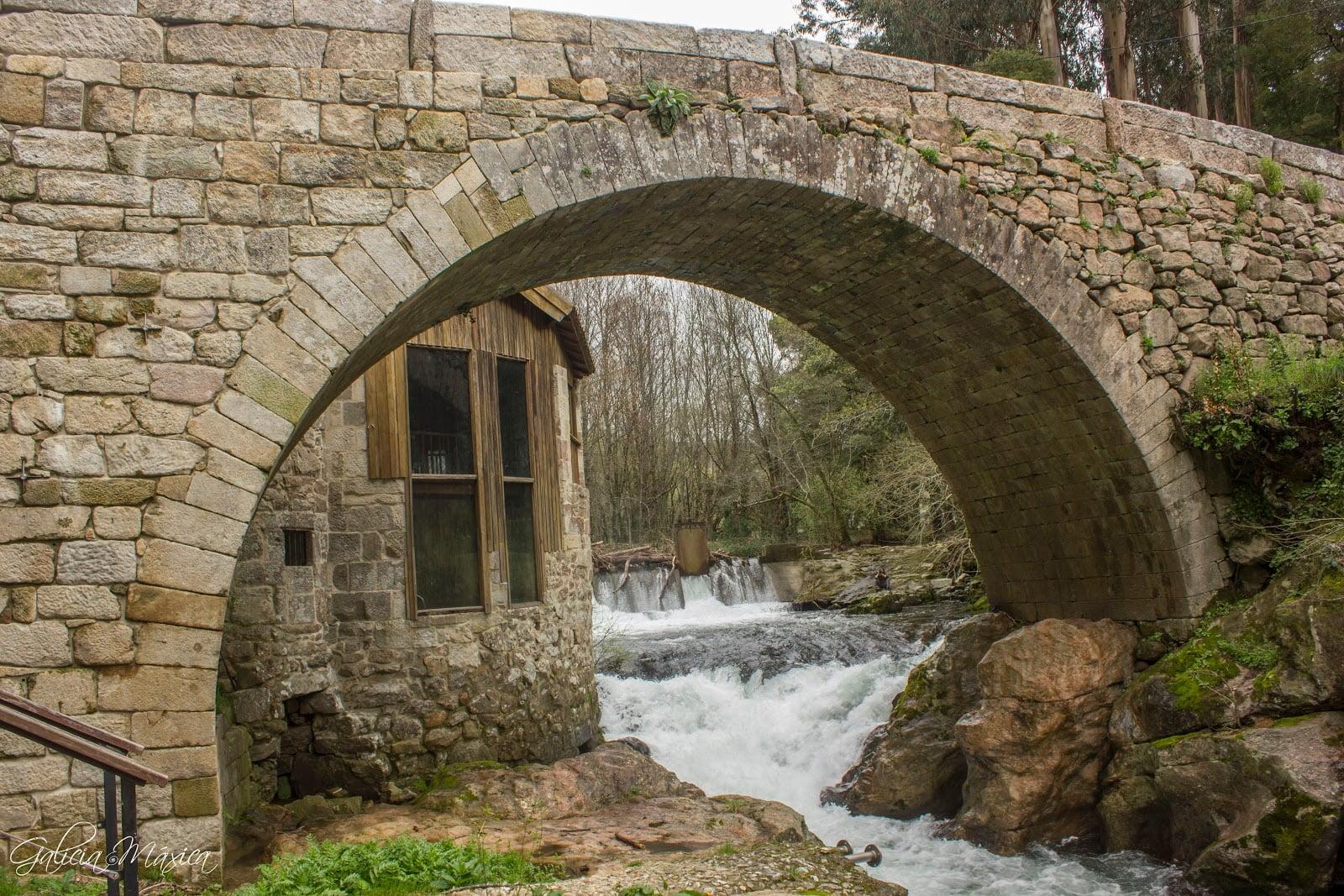 Puente de San Xoán de Mourentán