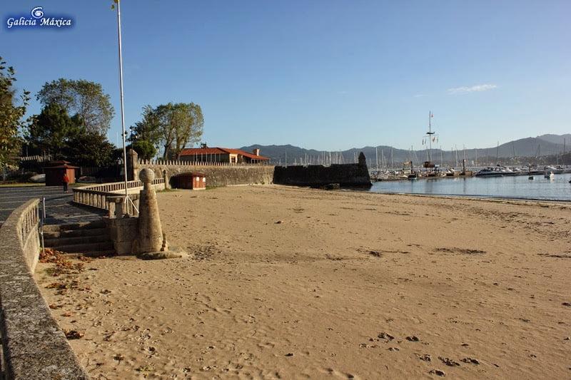 Playa de A Ribeira