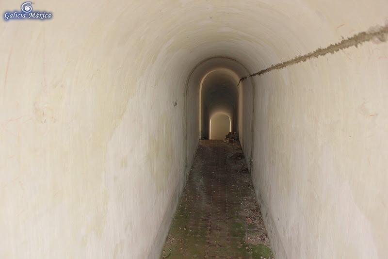 Túnel de O pieiro