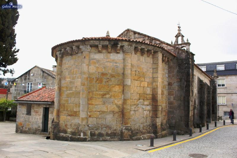 Ábside románico de Bembrive