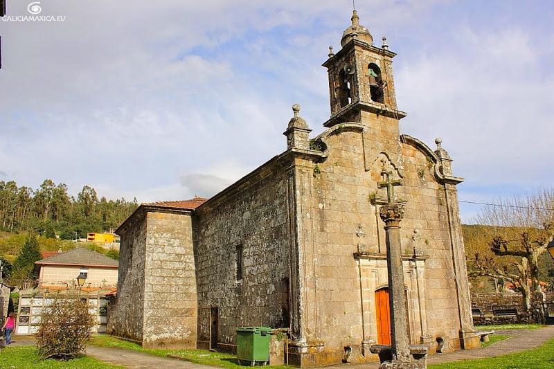 Iglesia de Cuartos de Borbén