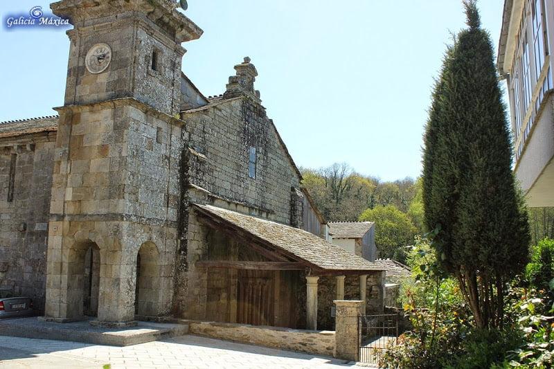Monasterio de Ferreira de Pallarés
