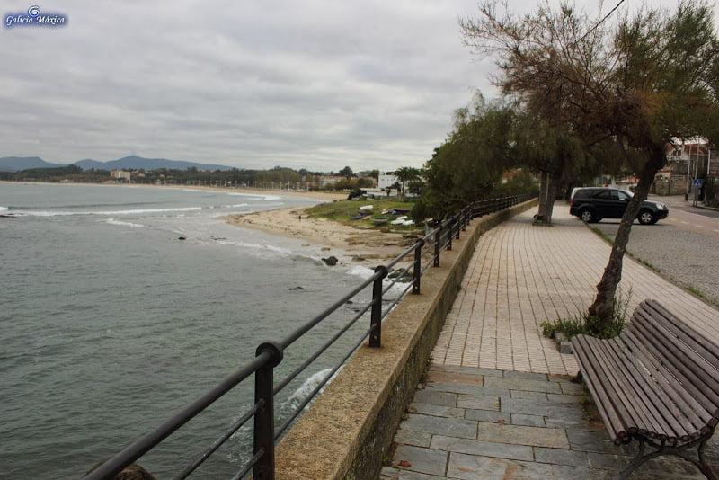 Playa de As Barcas