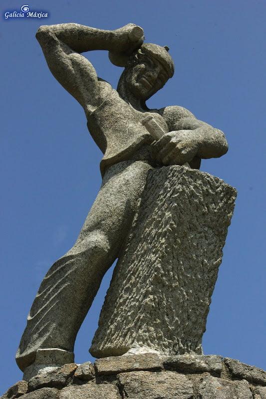 Monumento al canteiro
