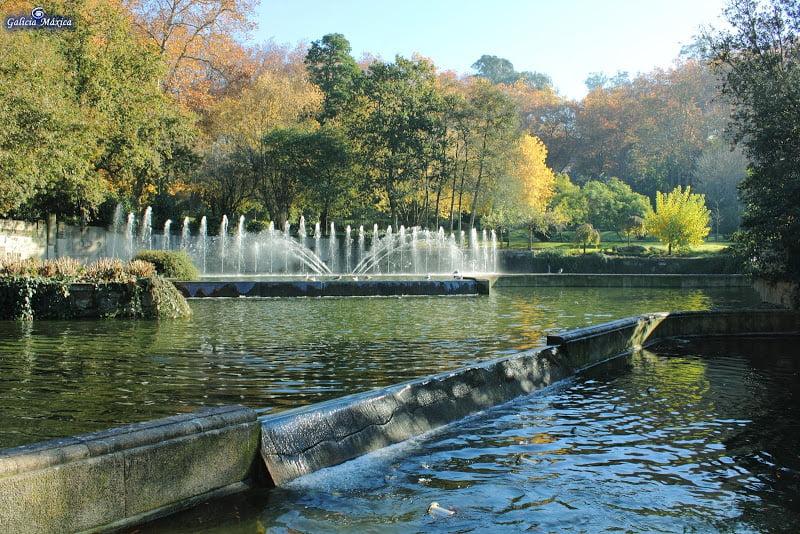 Estanque y Parque de Castrelos