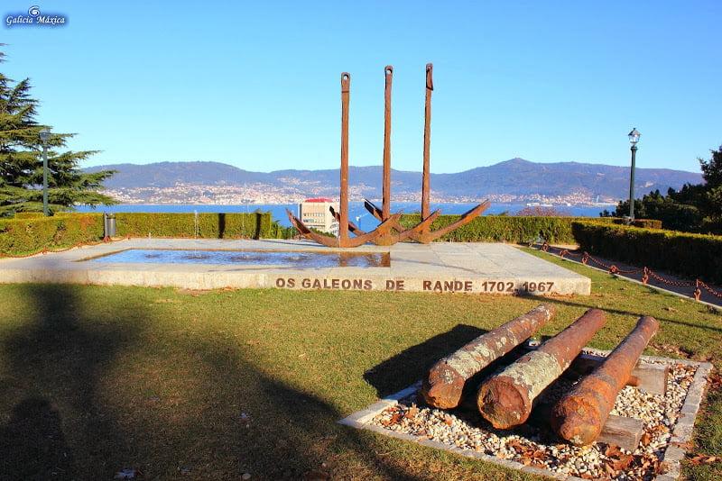 Monumento a la batalla de Rande