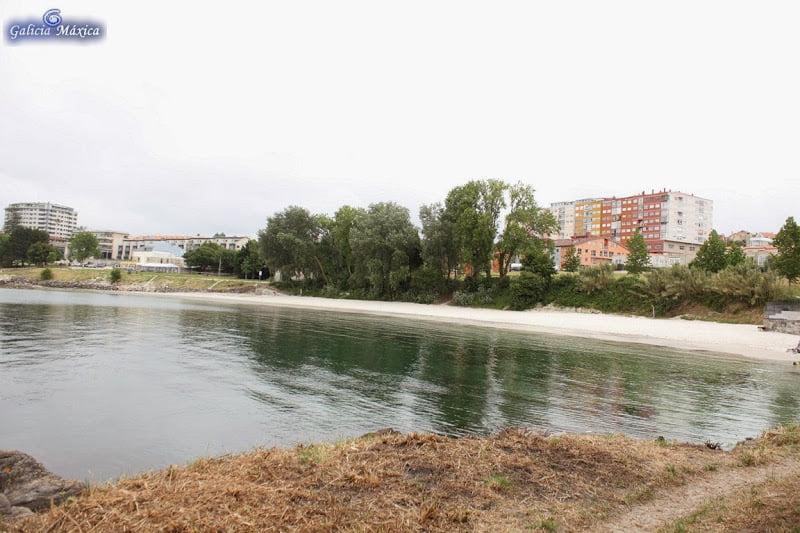 Playa de O Cocho