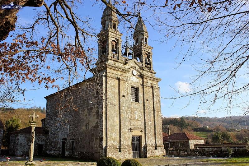 Iglesia de Codeseda